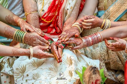 Picxlart indian wedding 4